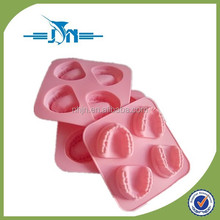 new design eco-friendly tooth ice cube tray funny ice tray for frozen