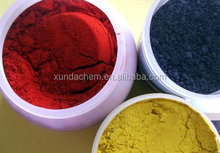 buy iron oxide red inorganic pigment powder for decorative paint