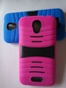 for Alcatel OneTouch Elevate 5017 skin stand robot phone case
