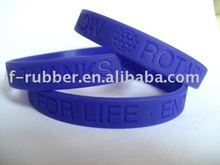 Hot Style Silicone Bracelet for Color Changing