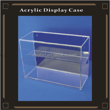 acrylic wall mounted display cases