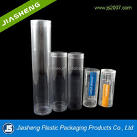 transparent clear plastic tube for candy