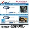 YUTONG truck scanner & PS2 HEAVY DUTY universal truck diagnostic tool & Wireless bluetooth