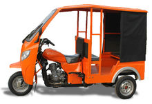 Three Wheel Electric Motorcycle Tricycle Two Front Wheels Electric Tricycle For Passenger