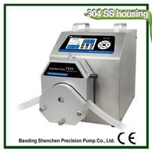 OEM design most popular industrial peristaltic pump laboratory