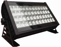 48pcs*3W led ground row light LED wall washer light with reflection cup surface light