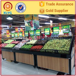 2016 hotsale euro grocery store rack for fruit and vegetable