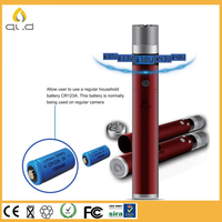 Best e cig New Mechanical mod 2600mAh variable voltage mod battery