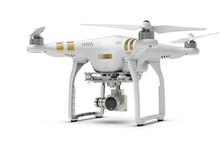 DJI Phantom 3 Pro Professional Advanced FPV Quadcopter Drone w/4K Camera & 3-Axis Gimbal Accessories