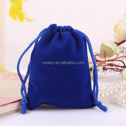 15x20cm Soft Velvet Gift Jewellery Wrapping Bags Pouches