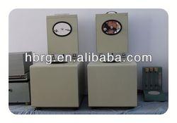 APEX calorimeter experiment oxy petroleum new product