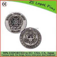 Free artwork design quality custom Northwest Territorial Mint U.S. Army Expert Badge Challenge Coin