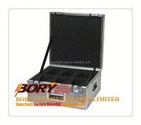Optics Mini 4Si Aluminium Six Lens Carry Case