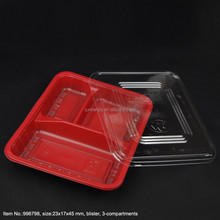 Factory supply disposable/disposal food packaging and take-away box