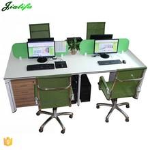 Trade assurance HPL modern office table desk