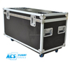 Flight Ready Case Audio Cable DJ Stage Transport Utility Road Case