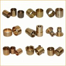 OEM centrifugal casting oil groove motor bushing brass bushing