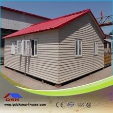 easy assembling prefabricated house