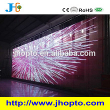 2015 newest high resolution optoelectronic displays, outdoor full color led display backdrop p16