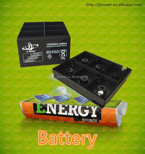 VRLA battery 12V24Ah for solar/wind/UPS/EPS/telecom/bankup system with lowest price and best quality