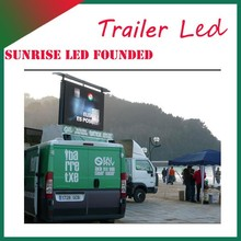 outdoor mobile medium sunrise video billboard trucks and as technology advanced, moved on to Mobile LED Digital Billboard Truck
