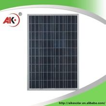 China products high quality poly solar panel for solar power system 90w