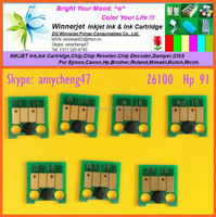 Ink Cartridge Single Using Chip For Hp Z6100 Chip For Hp 91