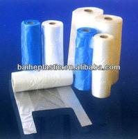 Food plastic bags on roll MASS PRODUCTION / PE