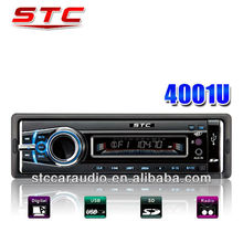 Hot Sale and High Quality Car MP3 Player with FM transmitter STC-4001U