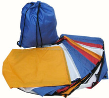 Promotion recycle drawstring bag dust bags