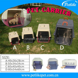 2015 China wholesale various size pink pet carrier