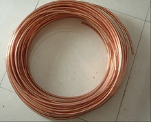 Brand new europe cooper coiled tube with high quality