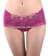 Ladies full back brief bamboo fiber under panties