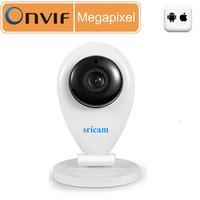 Sricam SP009 High Definition HD 720P Two Way Audio Motion Alarm Wireless Wifi Mini Camera