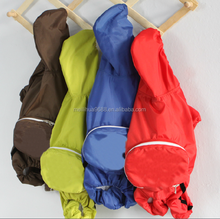 2014 Pet Accessories Pet Product Polyester or PVC Wholesale Dogs Clothes