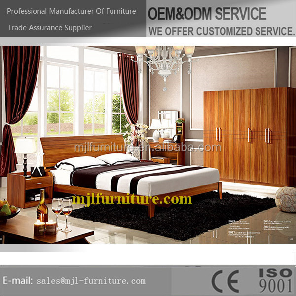High quality wood double bed designs solid wood bed solid wood bedroom set buy wood double bed for Quality wood bedroom furniture