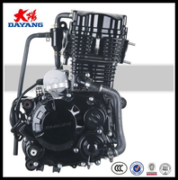Single Cylinder 4 Stroke Water-Cooled Zongshen 250cc Motorcycle Engine Parts