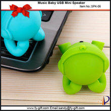 2015 hot gift items mini speaker for computer