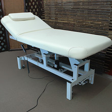 Cheap hot medical bed with motor automatic electric cosmetic beds