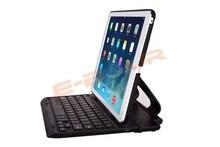Mini wireless bluetooth keyboard case for ipad air ebour013