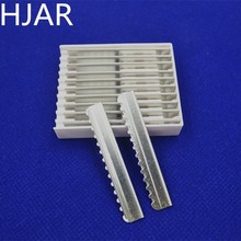Stainless Steel Feather Styling Blade