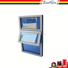 European and Australia style popular good quality crank awning window