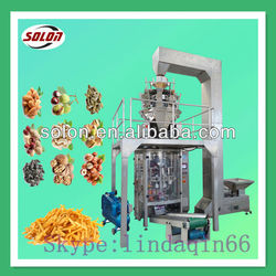 Fully cotton candy automatic packing machine