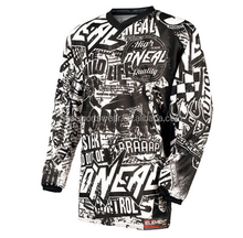 Custom Cool Design Sublimated Downhill motocross jersey