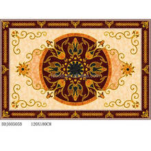 Foshan ceramic artists glazed crystal floor tiles for hall