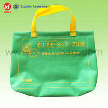 Custom Made Waterproof Nylon 600D Bag For Shopping