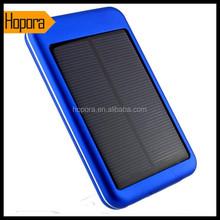5000mAh Portable Solar Moile Cell Phone Power Bank