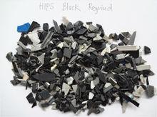 HIPS Plastic Shredded Scrap Crushed Material