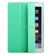 Newest in market hot pu leather case for ipad mini leather case luxury