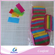 Bulk packing party tissue paper confetti colour paper confetti